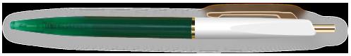 コンビ ホワイト+グリーン